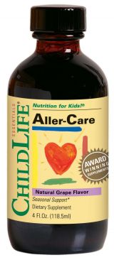 Aller-Care 118,50 ml  - Childlife Essentials®