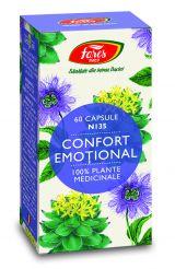 Capsule Confort Emotional 60cps - Fares