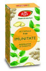 Capsule Imunitate Respirator si Digestiv 42cps - Fares