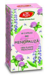 Capsule Menopauza 60cps - Fares