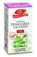 Capsule Stimularea Lactatiei 60cps - Fares