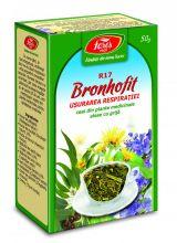 Ceai Bronhofit - usurarea respiratiei 50g - Fares