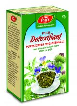 Ceai Detoxifiant - purificarea organismului 50g - Fares