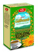 Ceai Galbenele Flori 50g - Fares