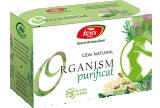 Ceai Organism Purificat (detoxifiant) 20dz - Fares