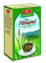 Ceai Patlagina Frunze 50g - Fares