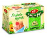 Ceai Protector Hepatic 20dz - Fares
