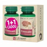 Comprimate Emocalm 1+1 CADOU - Dacia Plant