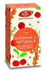 Comprimate Vitamina C Naturala 60cpr - Fares
