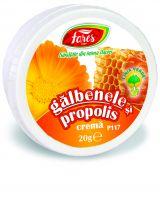Crema Galbenele si Propolis 20gr- Fares