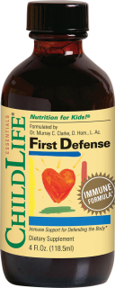 First Defense 118,50 ml - Childlife Essentials®