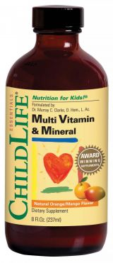 Multi Vitamin & Mineral  237ml - Childlife Essentials®