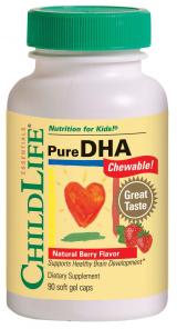 Pure DHA 90cps - Childlife Essentials®