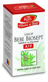 Sirop Bebe Biosept 100ml - Fares