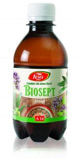 Sirop Biosept 250ml - Fares