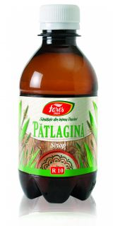 Sirop Patlagina 250ml - Fares