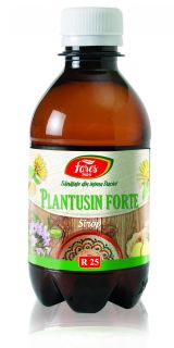 Sirop Plantusin Forte 250ml - Fares