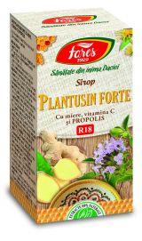 Sirop Plantusin Forte Miere si Propolis 100ml- Fares