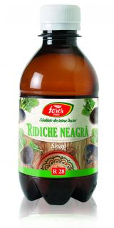 Sirop Ridiche Neagra 250ml - Fares