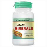 Tablete MultiMinerale 30tb - CosmoPharm