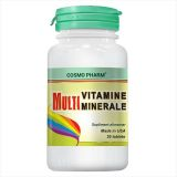 Tablete MultiVitamine MultiMinerale 30tb - CosmoPharm