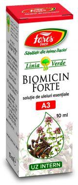 Ulei Biomicin Forte 10ml - Fares