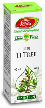 Ulei Ti Tree 10ml - Fares