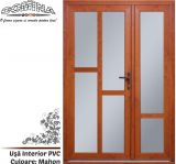 Uşă Interior PVC - Culoare STEJAR AURIU