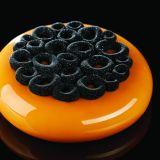 Forma Silicon TOP Coral Ø13.5xH1.5cm, 2 cavitati