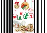 Decupatoare Biscuiti - 12 buc