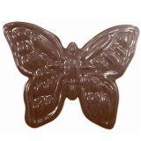 Decor Fluturi 3 modele - Matrita Plastic Ciocolata
