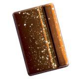 Matrita policarbonat 20 Napolitain ciocolata
