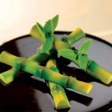 Bambus - Batoane, Decoruri Ciocolata - Matrita Policarbonat