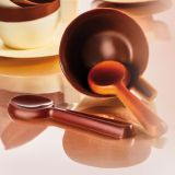 Lingurite Ciocolata L 9.2cm - Matrita Policarbonat