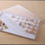 Tava material plastic cu capac, 60x40xh6.2cm