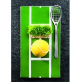 Forma Silicon Monoportii Minge Tenis 3D Ø4.5 cm, 24 cavitati