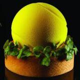 Forma Silicon Minge Tenis 3D, Monoportii Ø5.5 cm, 20 cavitati