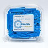 Caserola Clipband Albastru 0.6 mm-500 bucS5cmALBASTRU
