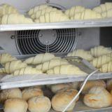 Congelator cu soc termic cu capacitate 10 tavi - varianta de baza