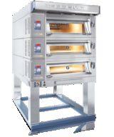 Cuptor electric modular cu 4 tavi dimensiuni 40x60 cm