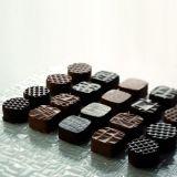 Decor Relief Ciocolata, Praline - Set 32 Folii Plastic 40x25 cm, 4 modele