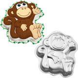 Forma Copt Tort Cimpanzeu, 32x28xh5cm