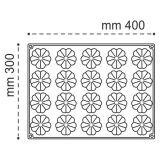 Forma Silicon Bachour, Monoportii Gel, 20 cavitati