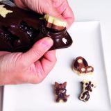 Forma Silicon Chocoice Catelusi, 12 cavitati