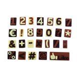 Forma Silicon Chocoice Cifre-Simboluri, 26 cavitati