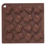 Forma Silicon Chocoice Pisicute, 16 cavitati