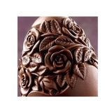 Mulaj Decosil Ou decorat cu Trandafiri