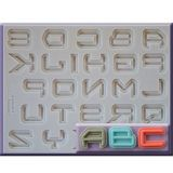 Mulaj silicon Alfabet Science Fiction