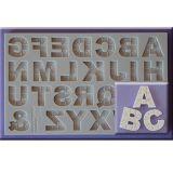 Mulaj silicon Alfabet stil Pavilion Regatul Unit