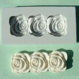 Mulaj silicon Bordura Trandafiri